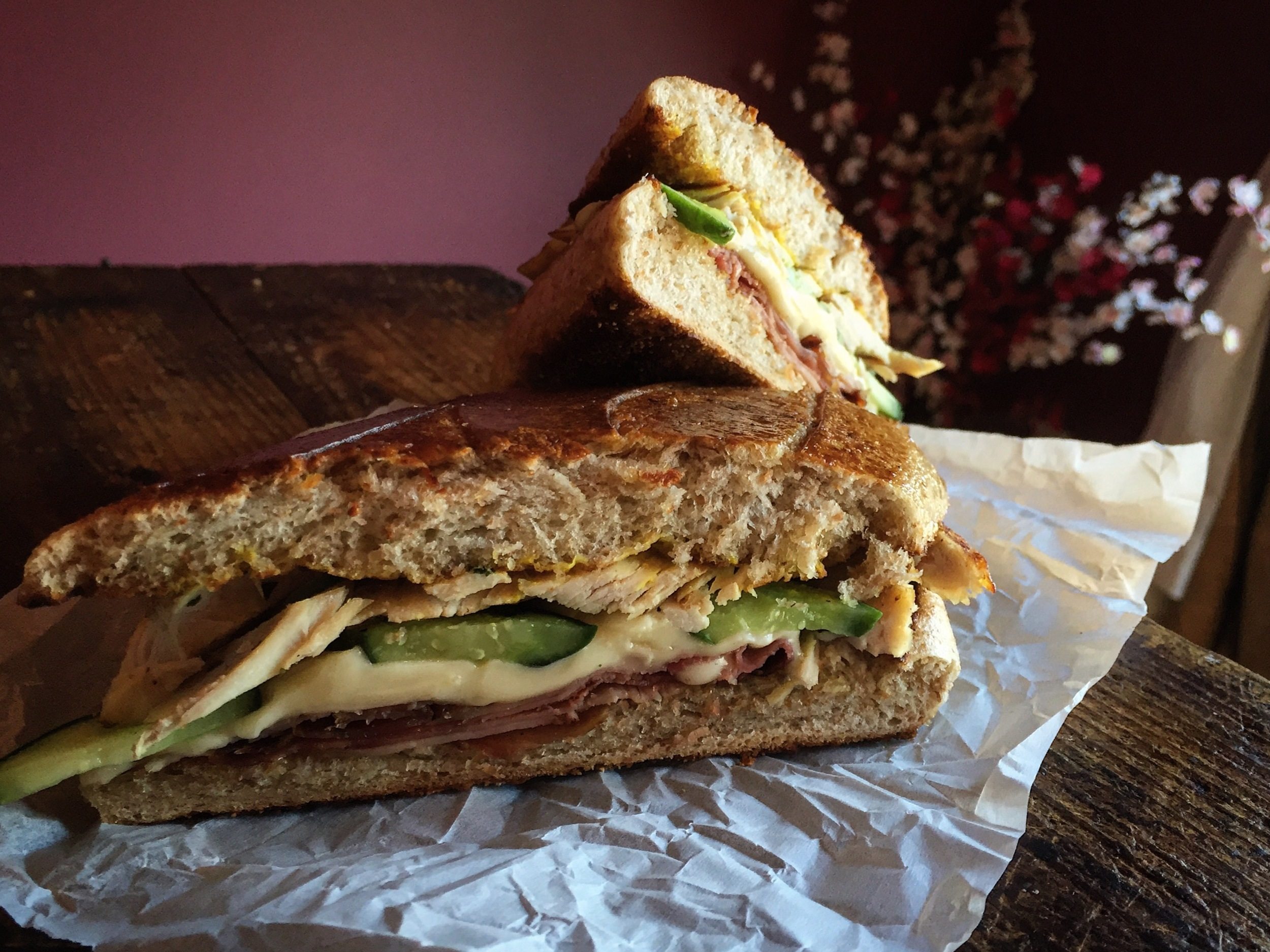 """Cubano Sandwich"""