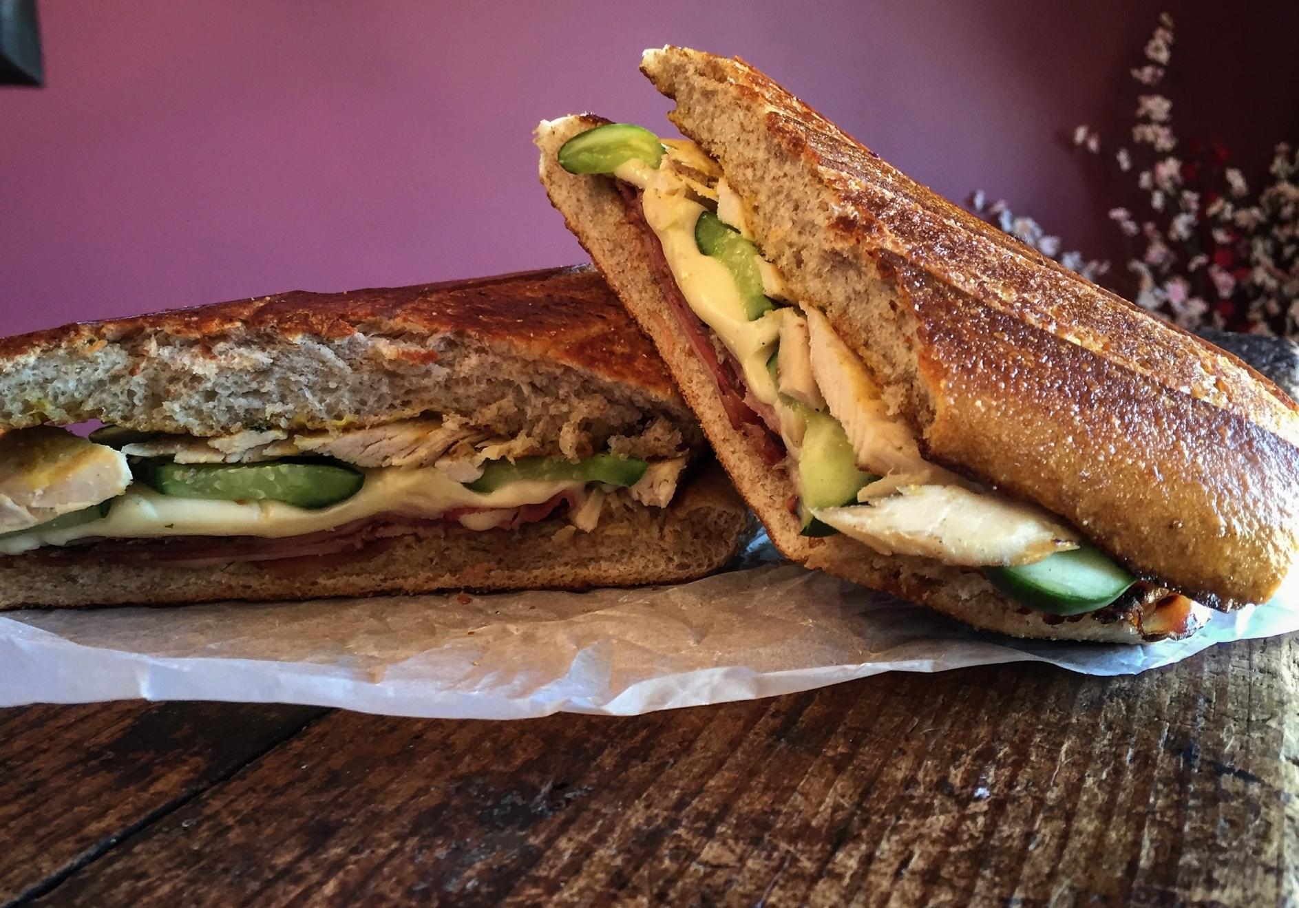 """Cuban Sandwich"""