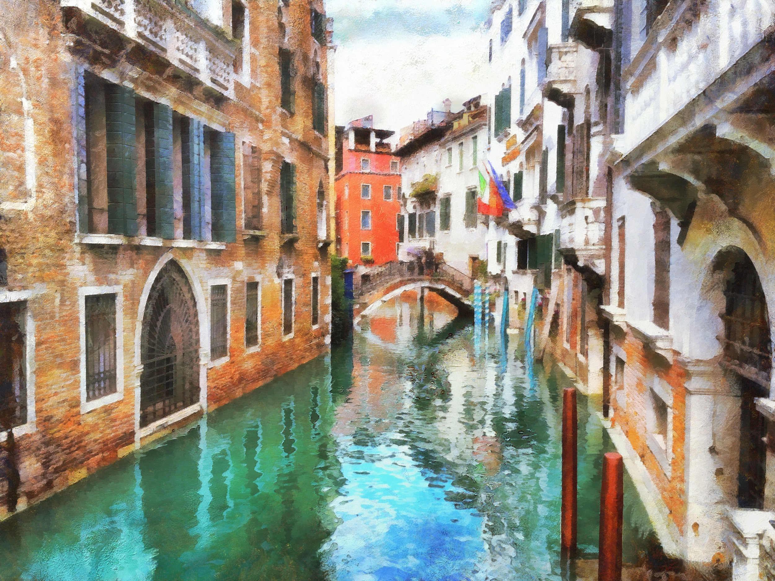 """Venice"" by R.Fisher"