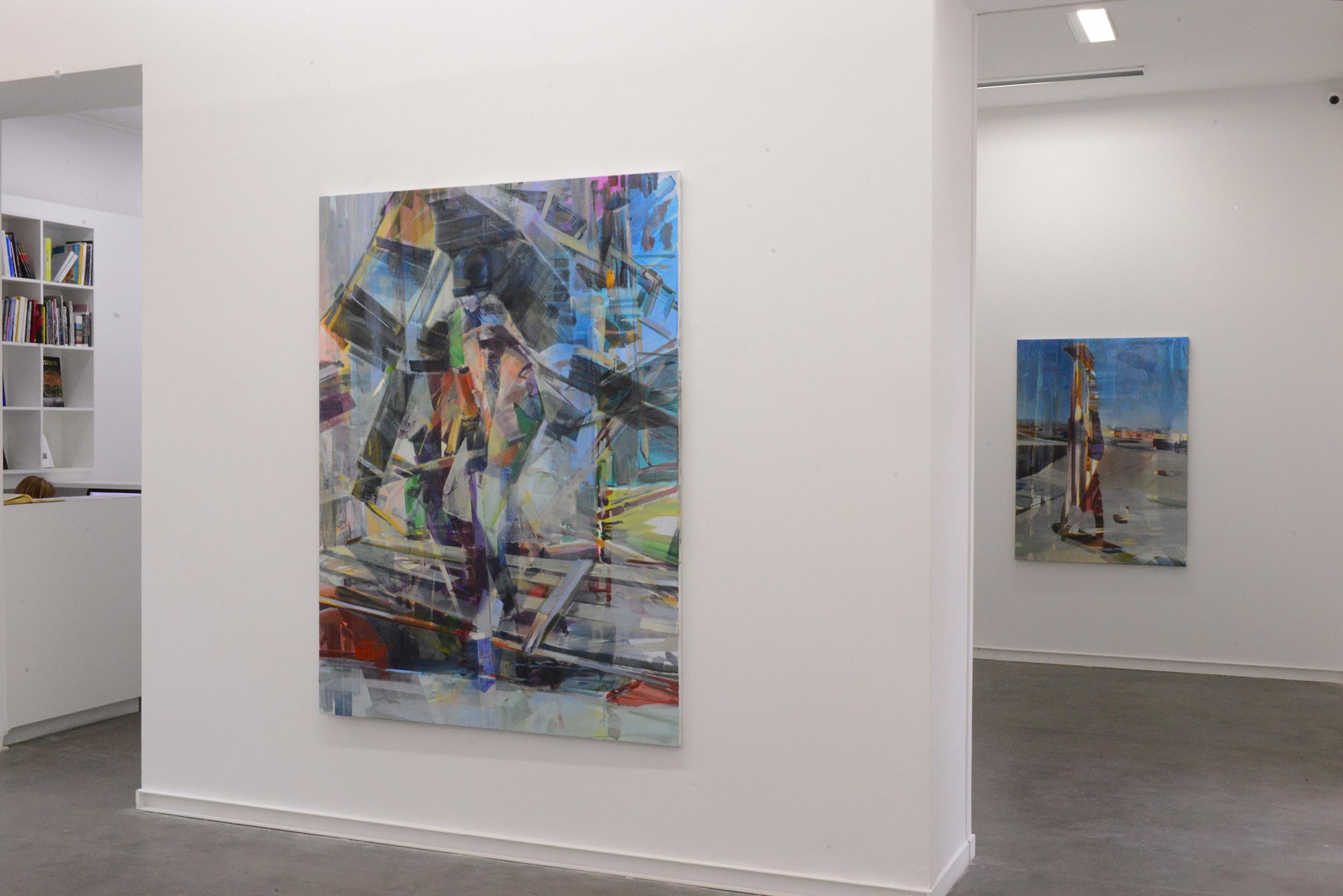 Slashers ,Mitterrand Gallery, Paris 2015