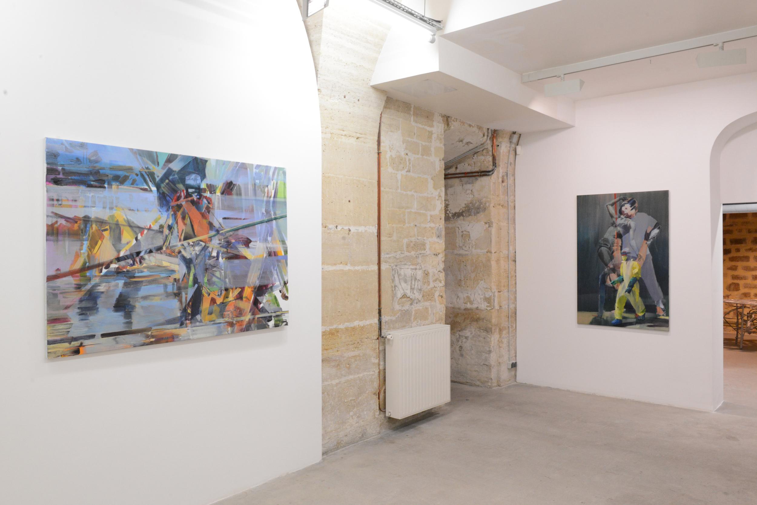 Slashers  ,    Mitterrand Gallery, Paris 2015
