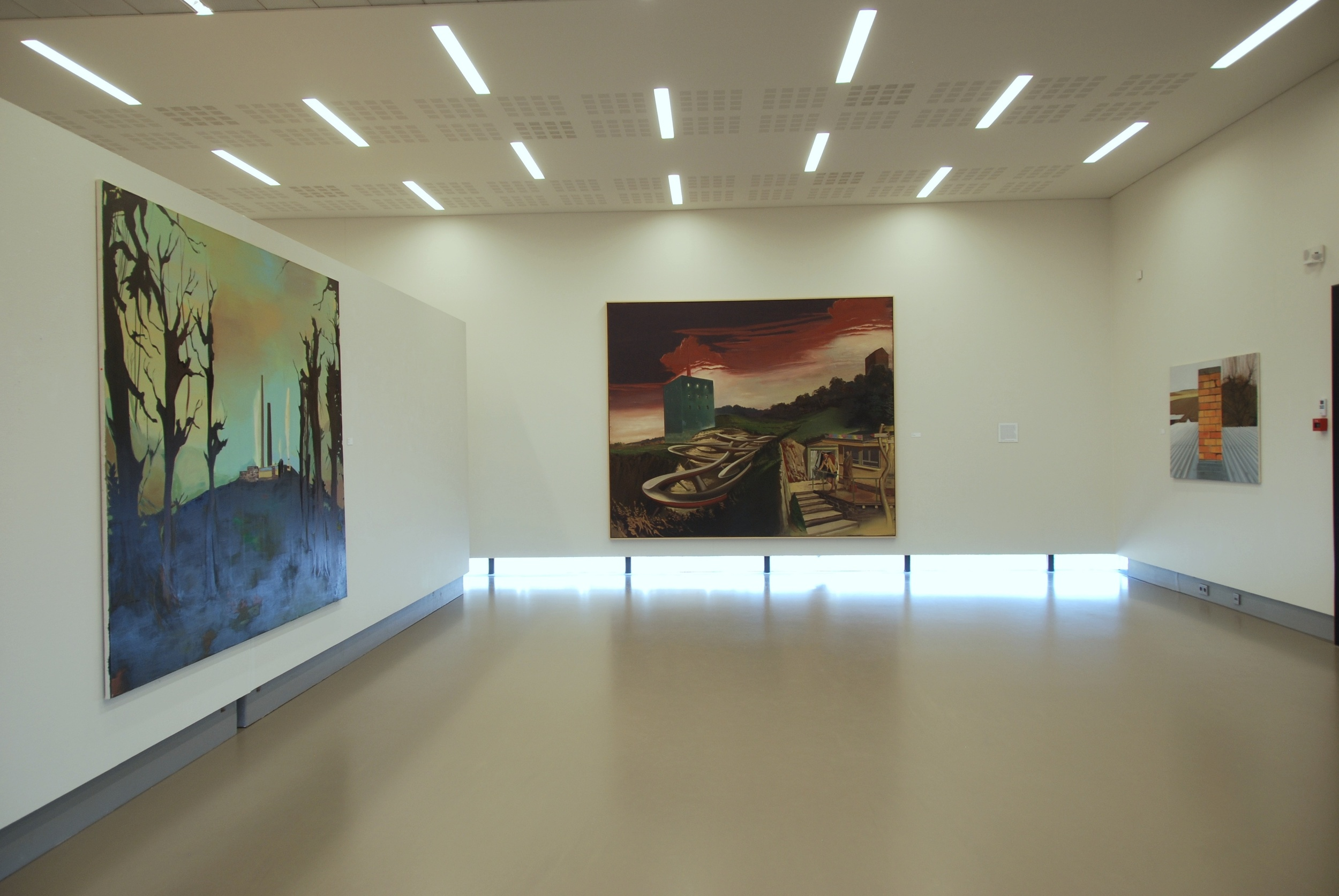 Facing Nature , a selection from the De Heus-Zomer Collection,  Museum Belvédère,   Heerenveen (NL)  2014