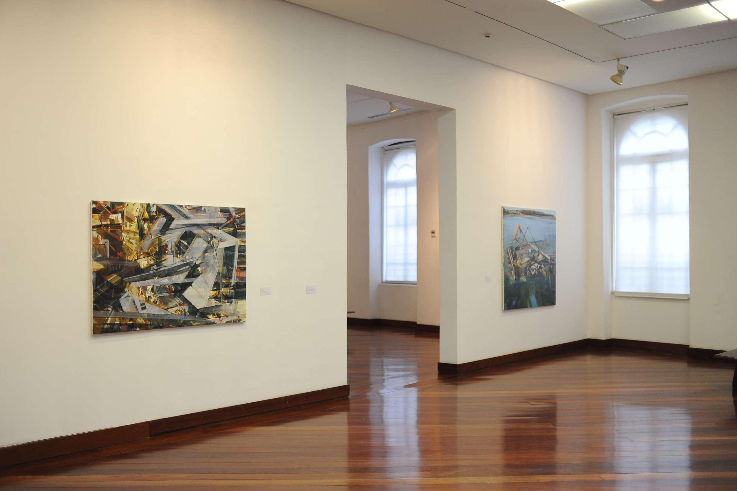Beyond the Crisis , 6th Curitiba Biennale, Brazil 2011.Curators Alfons Hug and Paz Guevara.