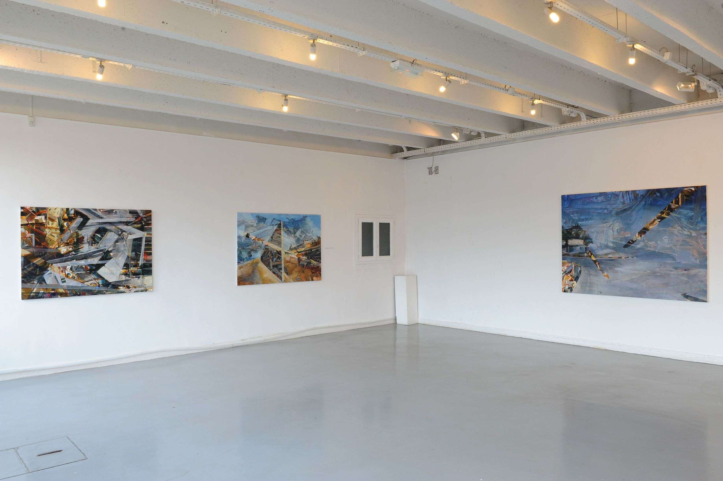 Shake Break Bounce , Julio Gonzales Gallery, and Maison Marin Beaux-Arts, Arcueil (FR) 2012