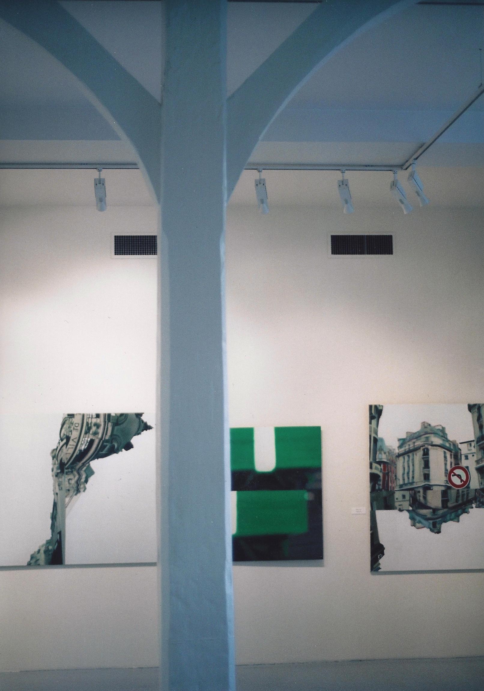 Coprim Foundation Contemporary Art Prize , Paris 2001