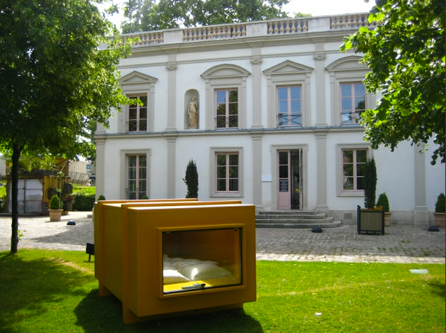 Our House in the Middle of Our Street , Maison des Arts de Malakoff (FR) 2011. Curator Jeanne Susplugas. Artists in view:  atelier von lieshout