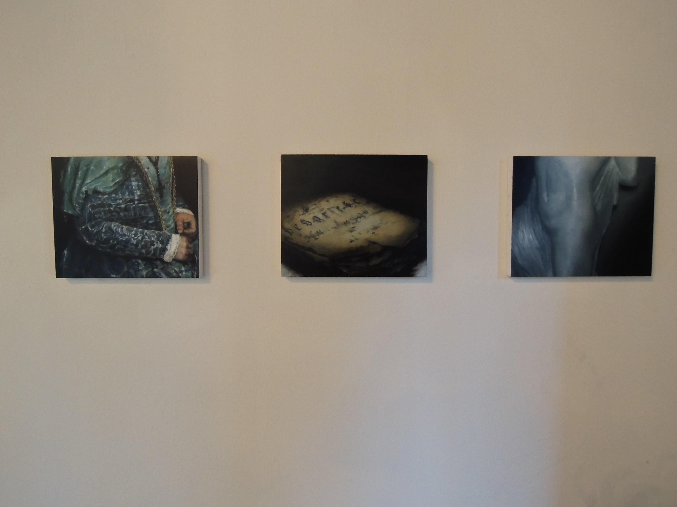 La Belle Peinture 2 , Bratislava (SK), Pisztory Palace.Curators : Eva Hober and Ivan Jançar.Artists in view: Damien Cadio