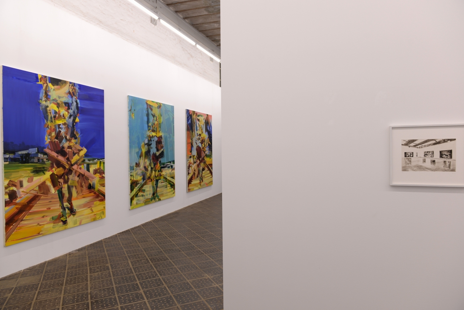 Construct and (Various) Disasters of Democracy,  Dukan gallery, Leipzig (DE), April/June 2018