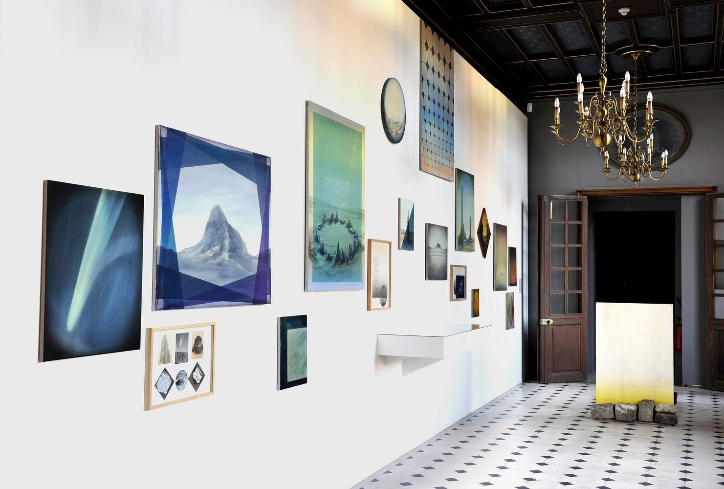 Vues , Domaine de Chamarande (FR), curator Lauranne Germond/COAL, , 2013 © Laurence Godart.