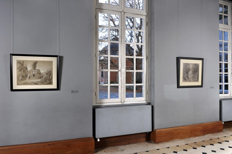 Vues , Domaine de Chamarande (FR), curator Lauranne Germond/COAL, 2013 © Laurence Godart.