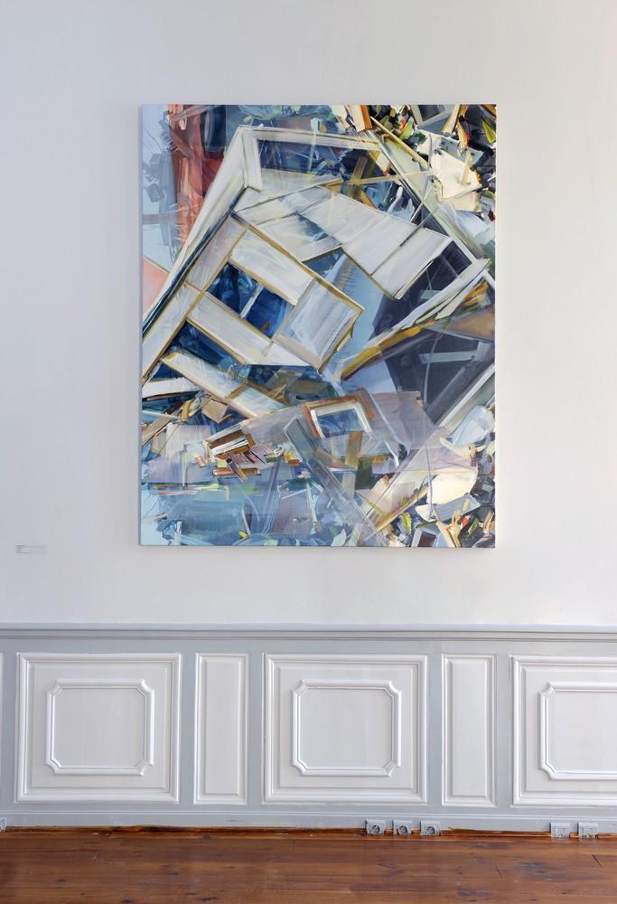 Vues , Domaine de Chamarande (FR), curator Lauranne Germond/COAL., 2013 © Laurence Godart. Artist in view: Duncan Wylie.