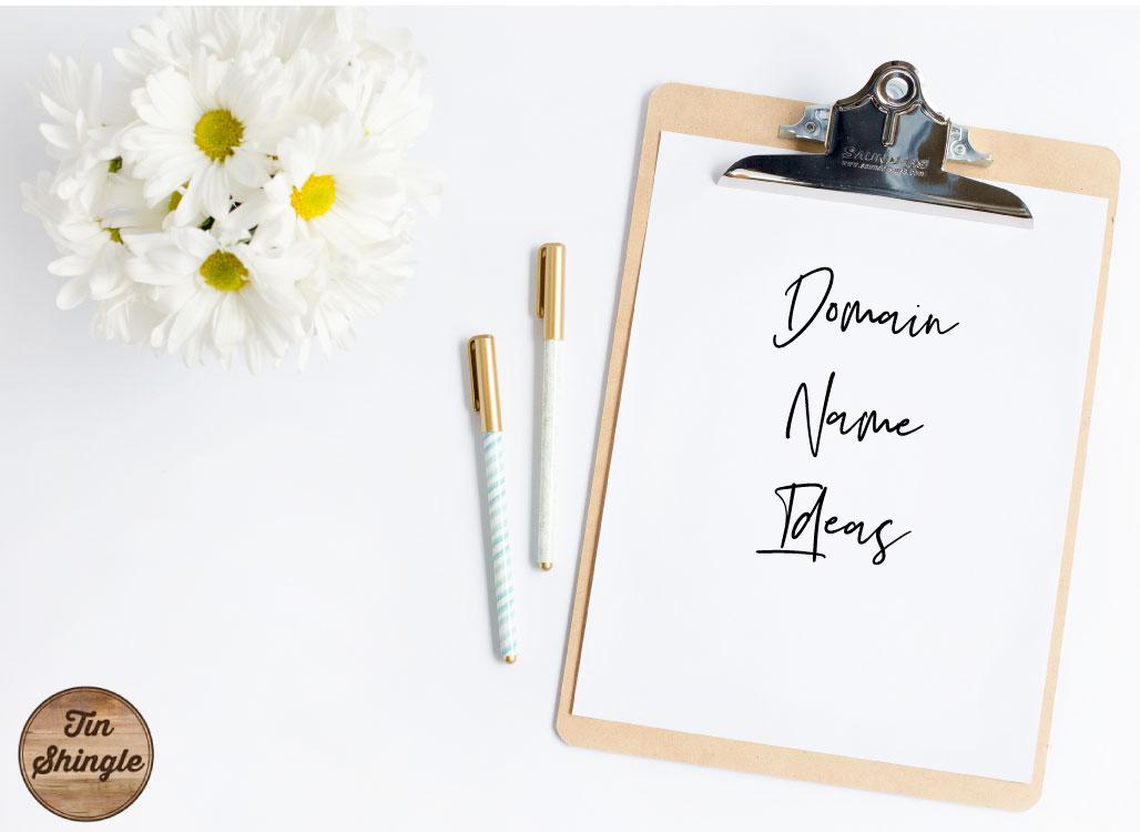 domain-name-ideas-daisy-and-clipboard.jpg