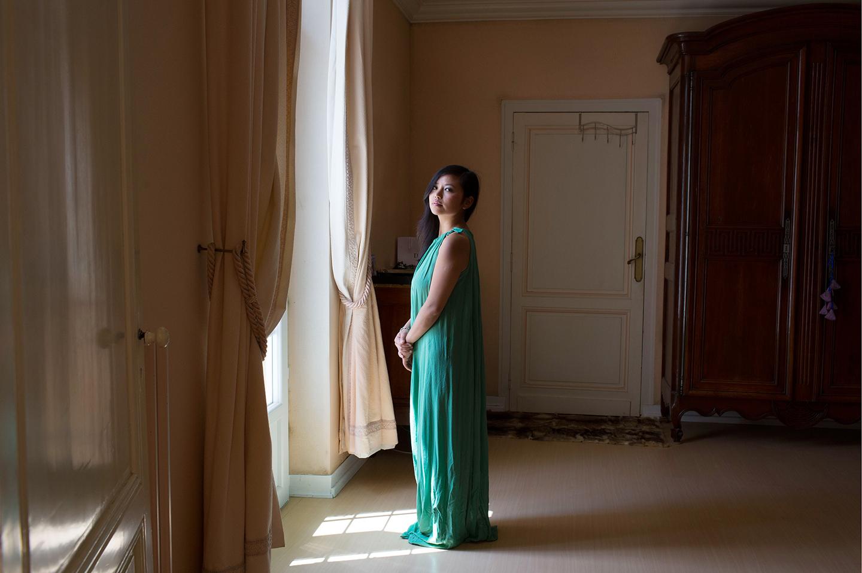 Li Lijuan for TIME Magazine