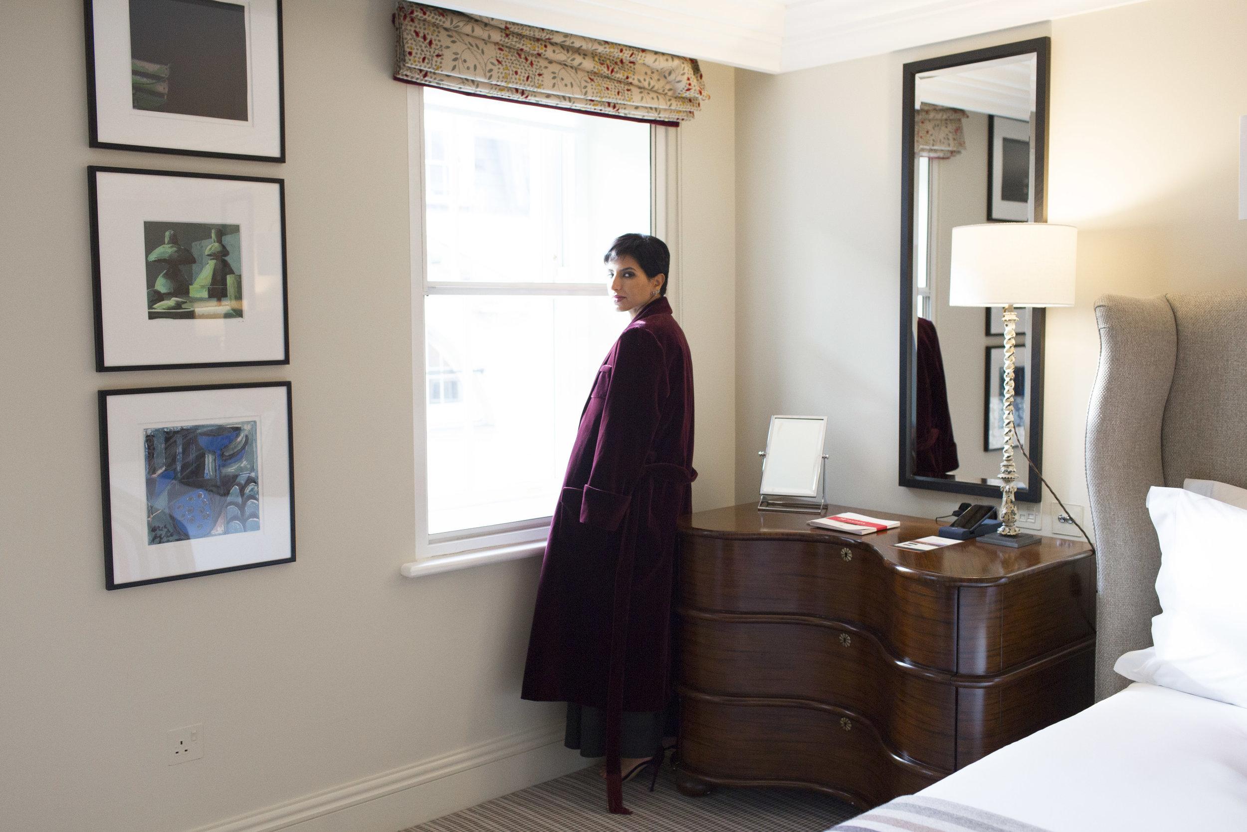 Princess Deena Aljuhani Abdulaziz for The New York Times