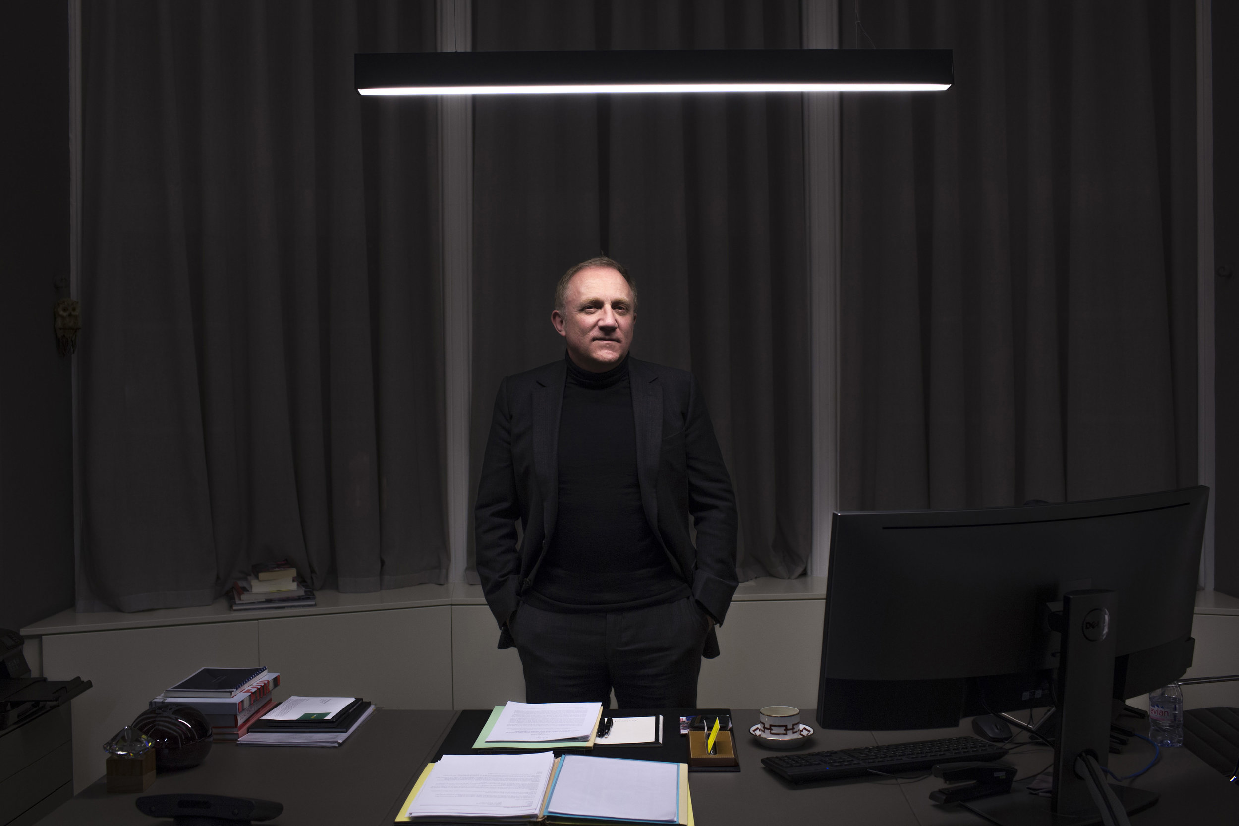 Francois-Henri Pinault for The New York Times