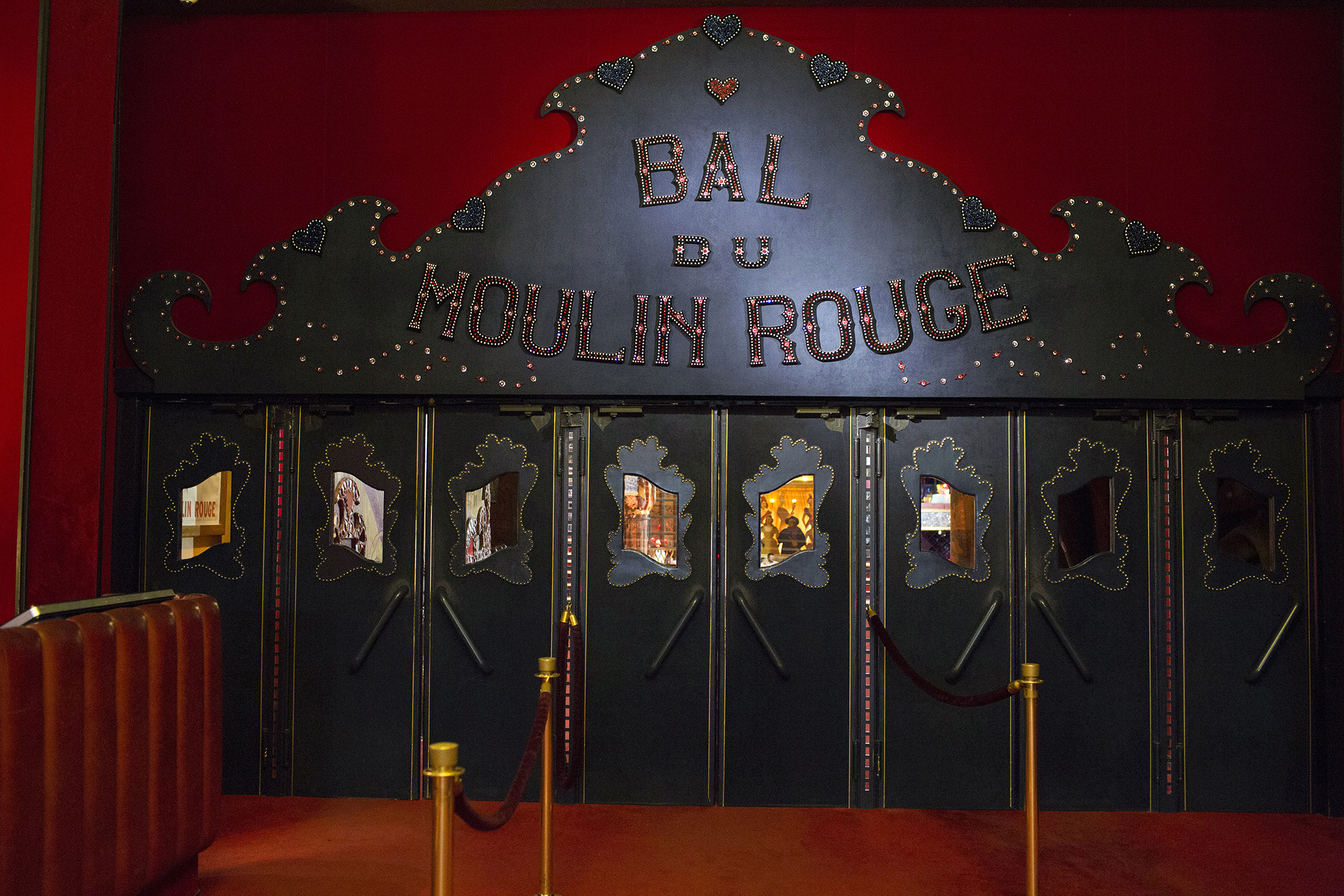 Moulin Rouge for Expert Journeys