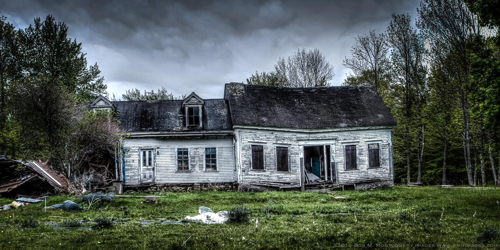 Abandoned yet never forgotten.