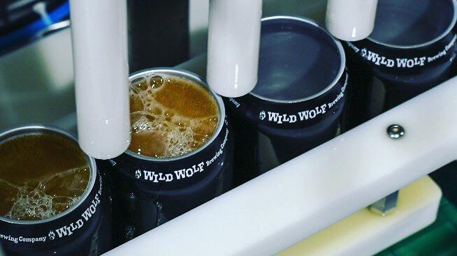 Wild Wolf Brewery 2