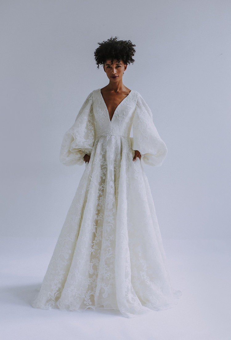 MELISSA WEDDING GOWN