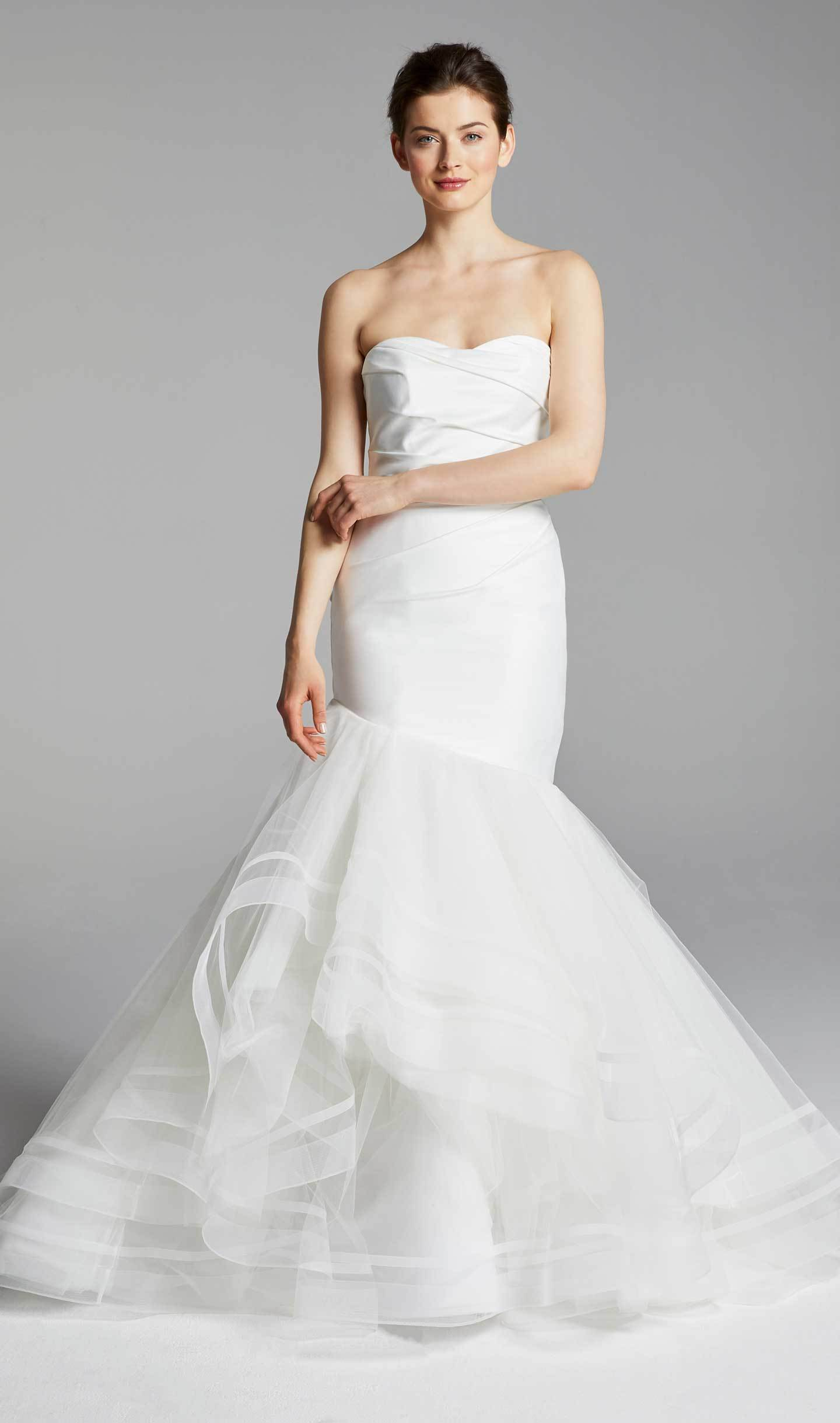 Anne Barge Monroe Wedding Gown