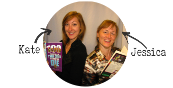 We're your friendly neighborhood book coaches!