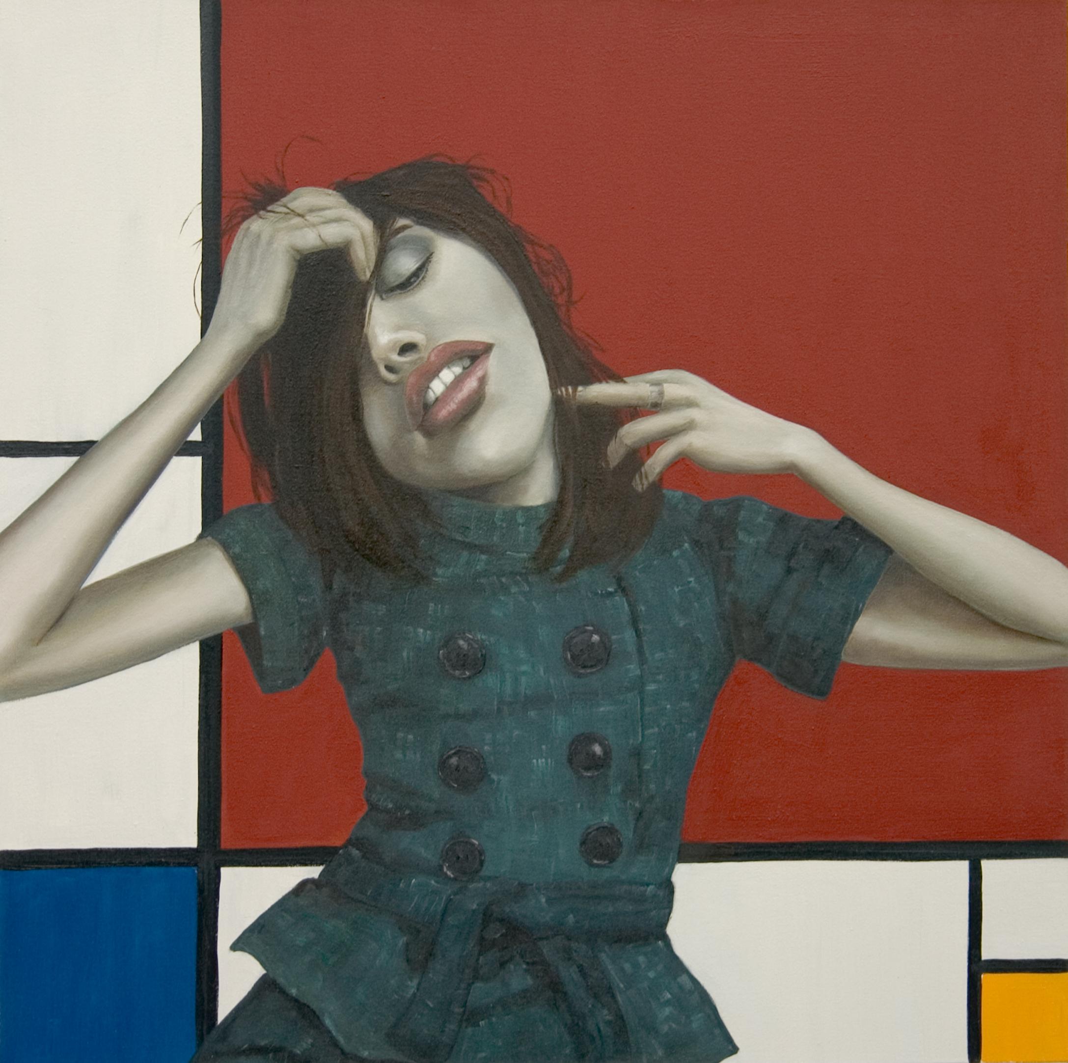 The Ecstacy of Mondrian