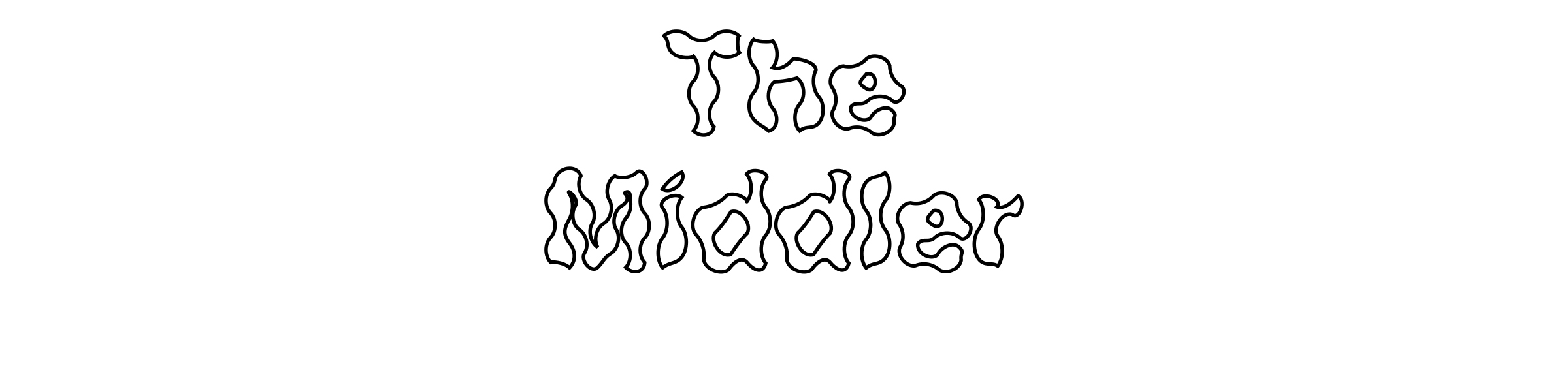 The Middler is proud to mark its one year anniversary by inaugurating the  Middler Art Fair, an occasion to showcase other galleries operating in the expanding field of the ephemeral and / or adaptive gallery model. Participating galleries are: Bannerette , Bug , Exploding Jezebel , Freddy , Shimizu Brand , and  Species .  Galleries are provided with one wall each and will present selections of their choice. Planned artists include: June Culp (presented by  Freddy ); Isabella Rodriguez (presented by  Species ); Jessica Friedman (presented by  Bug ); Marc Matchak and Elsif Crosby (presented by  Exploding Jezebel ); Eric Palgon, Amanda Friedman, Laura Hunt, and collaborative works by Rafael Delacruz & Chris Milic (presented by  Shimizu Brand ); plus a display of various works by  Bannerette . The Middler is presenting this occasion to celebrate the idea that if anything can be art, anywhere can be a gallery.  The fair will open by vernissage on Thursday June 22nd from 6 to 9 pm, followed by open hours Friday through Sunday, 12 noon to 6 pm. Following the fair, The Middler will present its next show in September with an exhibition to be announced soon.  Fore more information please contact Anthony Atlas at info@themiddler.com.