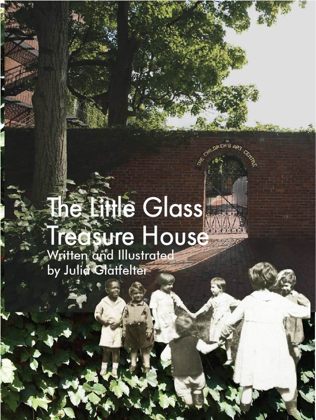 An untold story. - The Little Glass Treasure House is the untold story of community, artmaking and dedication at the Children's Art Centre of Boston's South End. Charlotte Dempsey taught here for nearly 40 years. This is her story and the collective story of the children of the South End who walked through these doors. This children's literature book is 32 pages of text, written with 3rd - 5th grade reading levels in mind.Online book sales are here: https://www.southendbookstore.com/the-little-glass-treasure-house