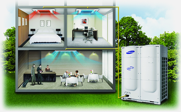 SYSTEM AC SOLUTIONS