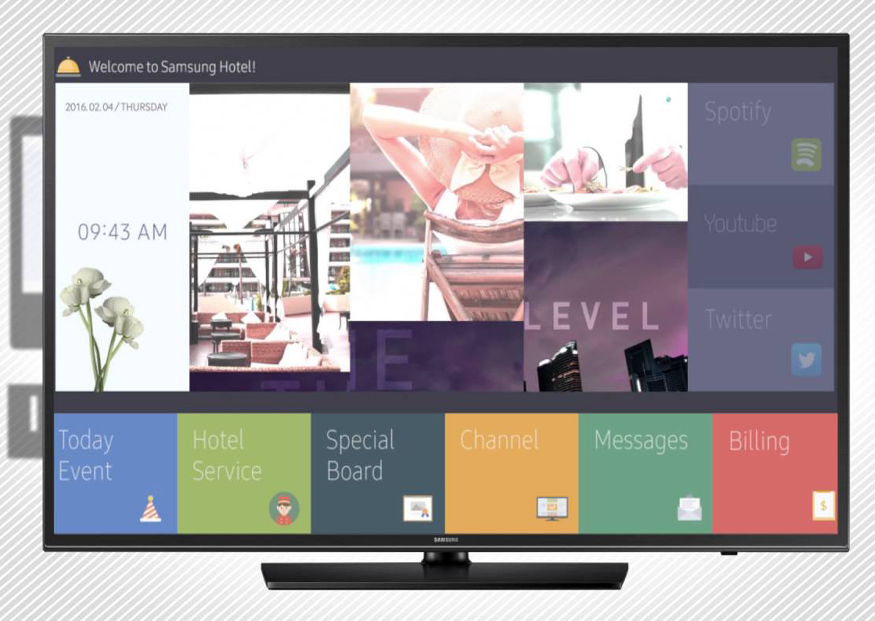 Samsung LYNK REACH Ver.4.0