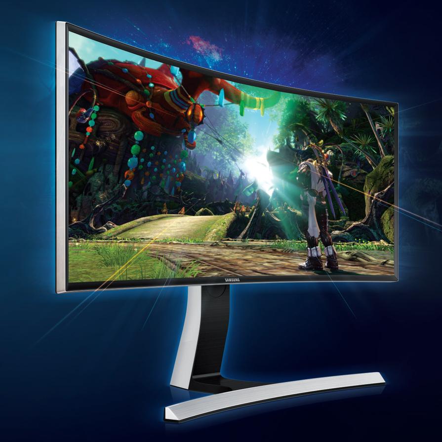 Samsung Curved Gaming Monitors  CFG70 | CF591 |CF391 |UE850 |UE590 |SE330 SD330
