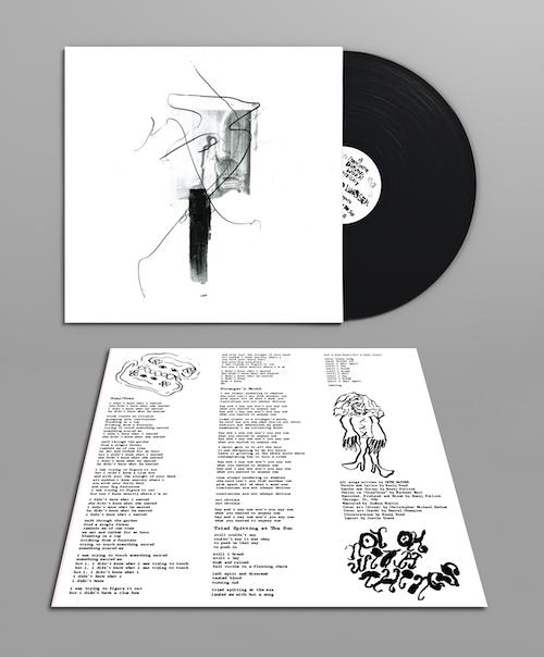 "GRÜN WASSER - Not Ok with Things - 12"" black vinyl"