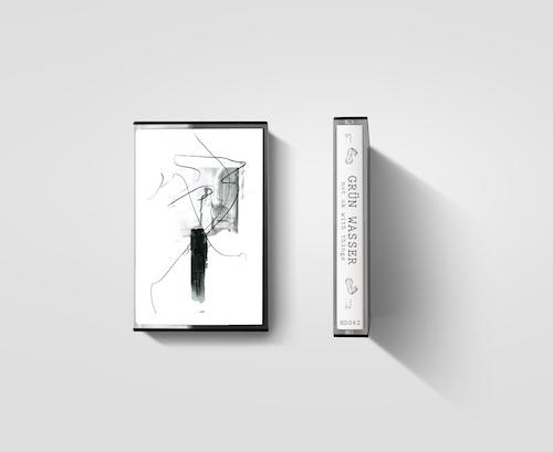 GRÜN WASSER - Not Ok with Things - ferric cassette