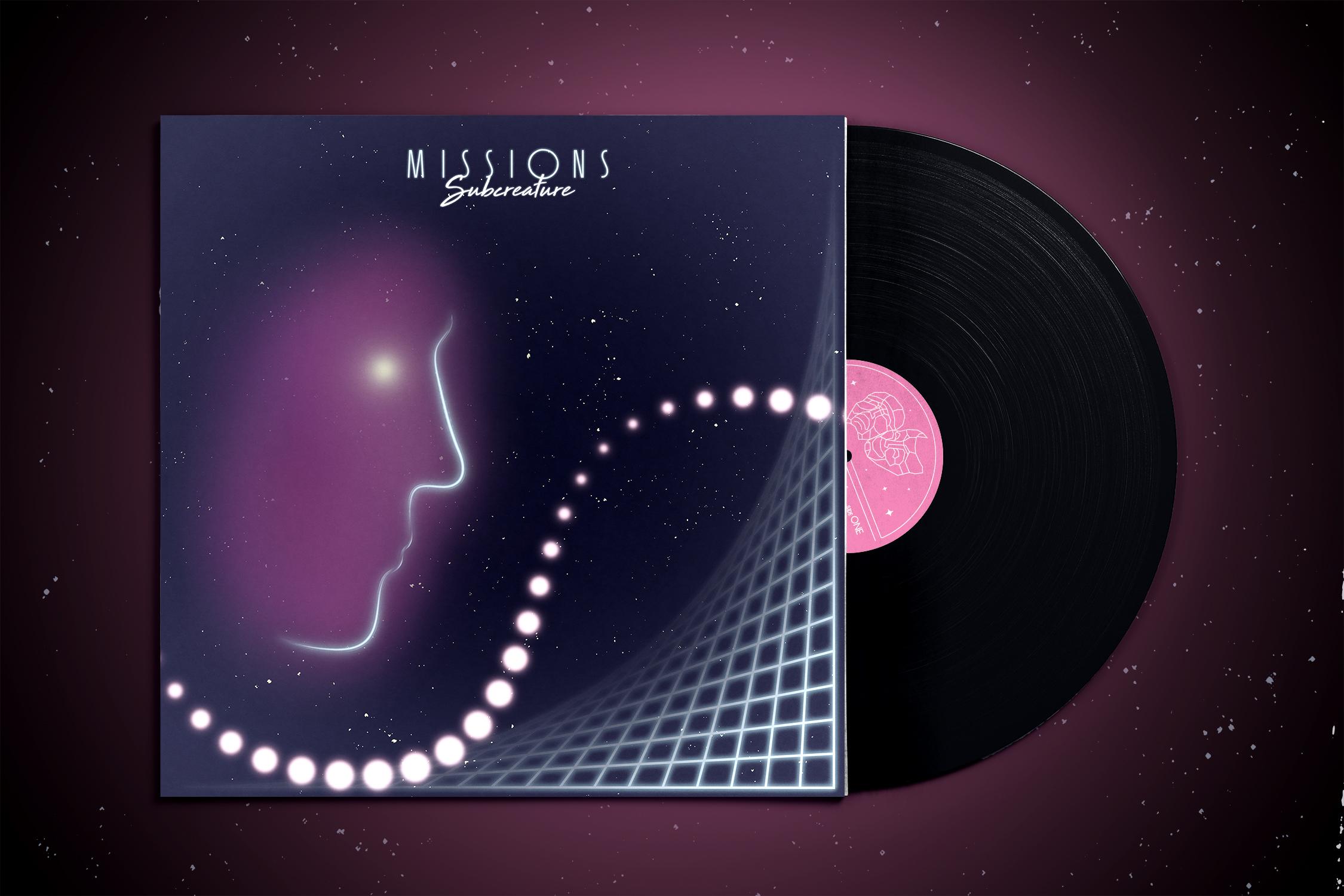 "12"" 150g Black Vinyl"