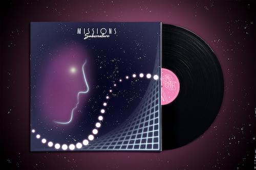 """Missions - Subcreature - 12"""" black vinyl"""