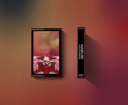 Majeure - Mass Flashback - Out Now on Ferric Cassette