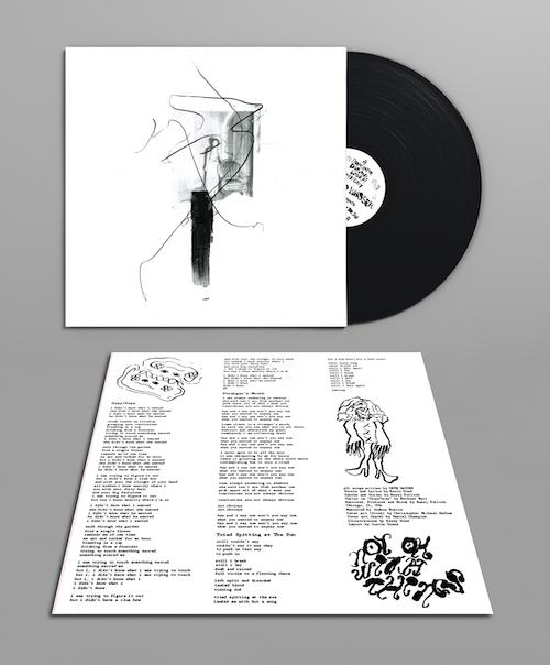 """GRÜN WASSER - Not Ok with Things - Out Today on 12"""" Black Vinyl, Ferric Cassette & Digital"""