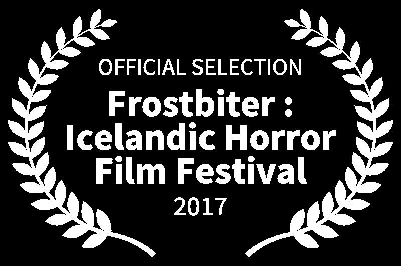 OFFICIAL SELECTION - Frostbiter  Icelandic Horror Film Festival - 2017.png