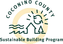 Coconino County Sustainable Building Program logo