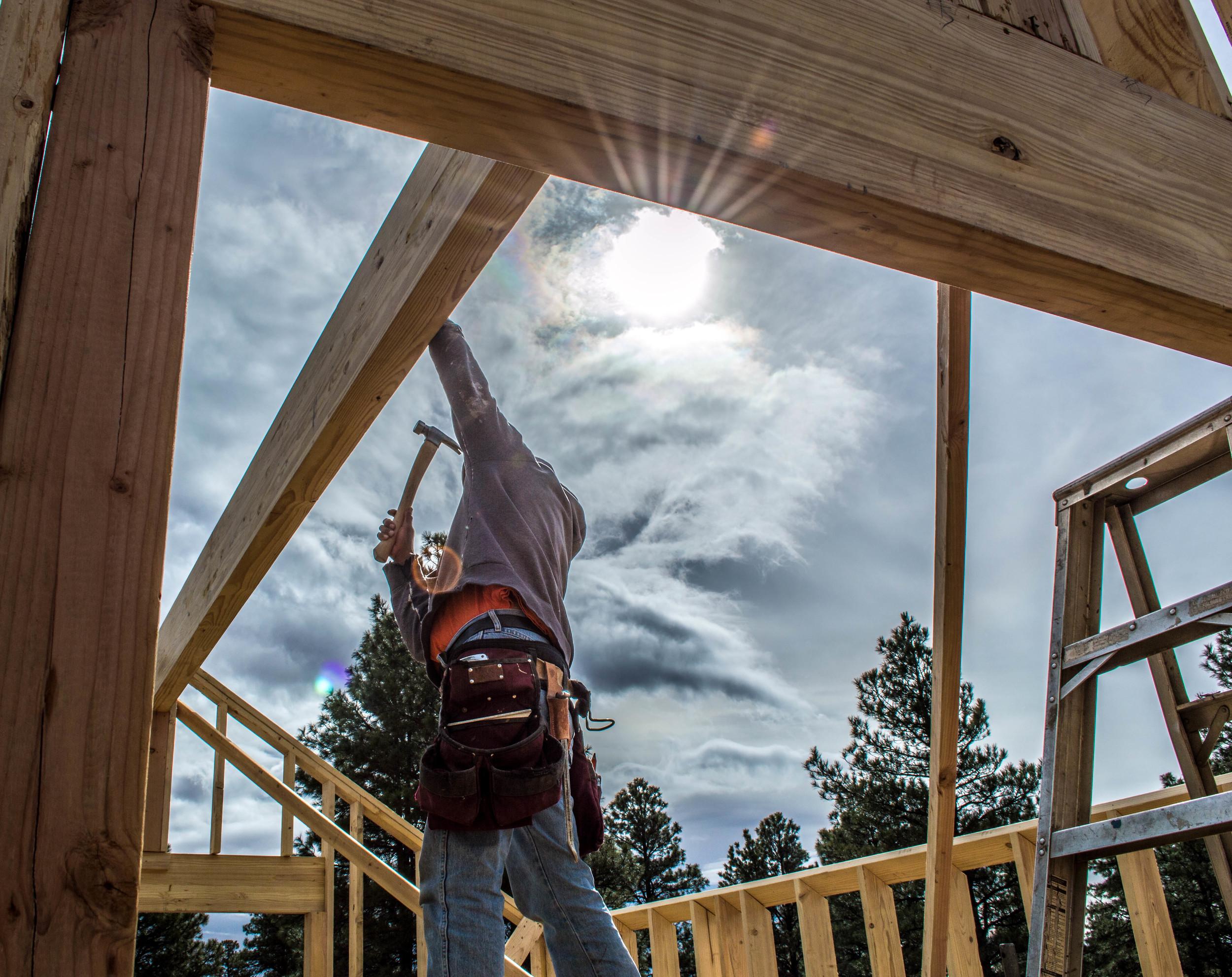 Kevin Manymules, Framing Foreman