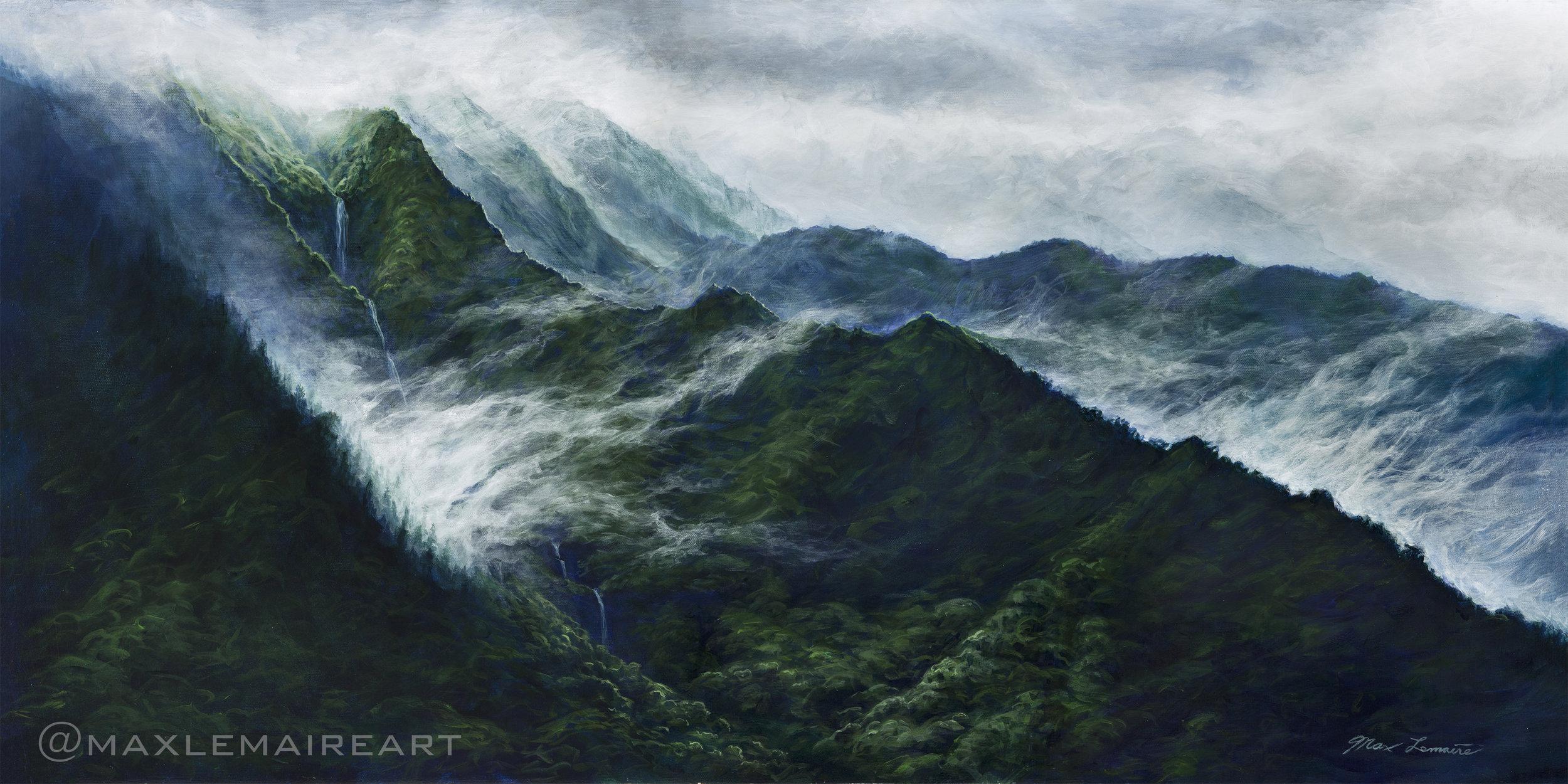 Mists of Mamalahoa