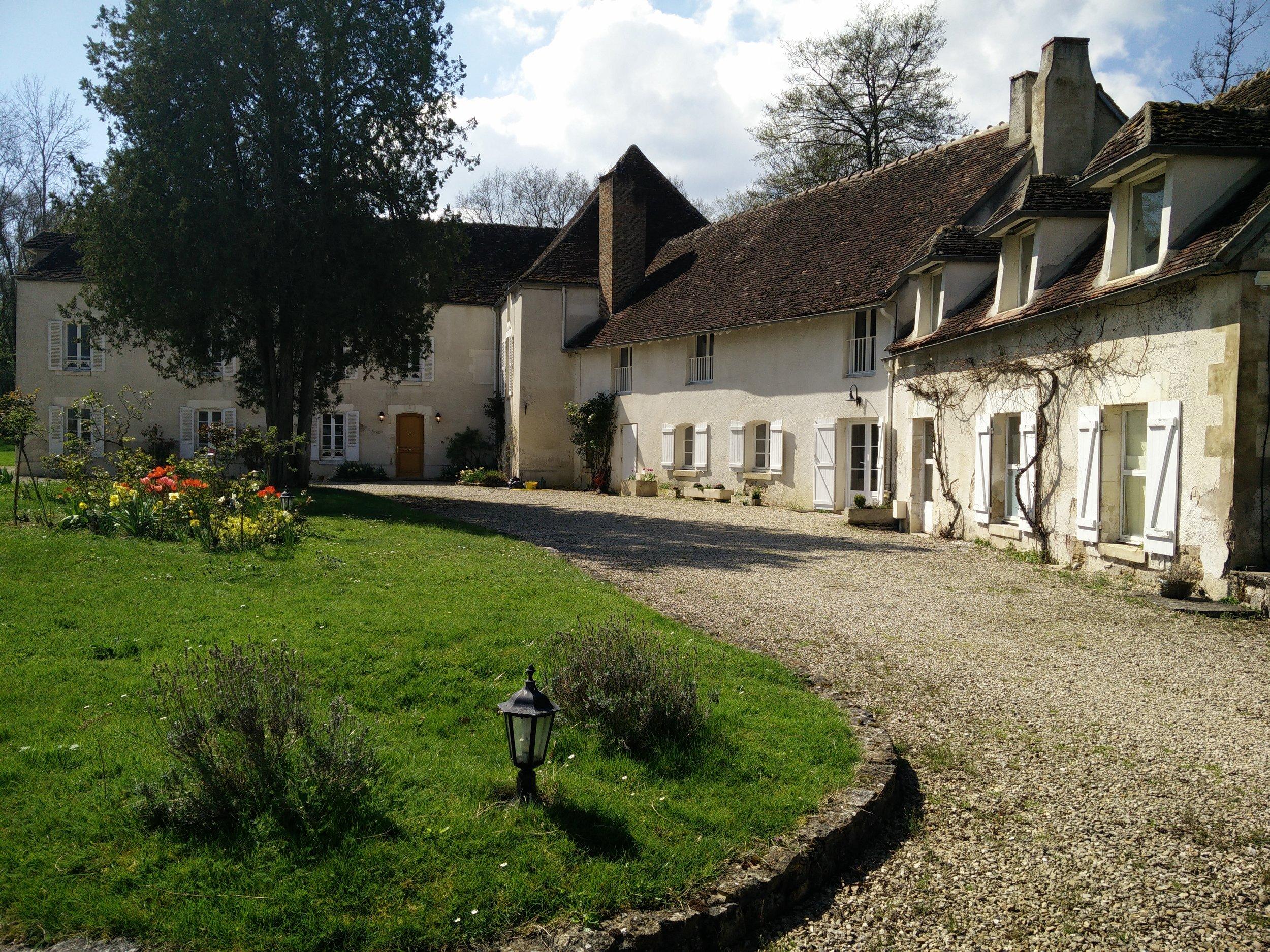 Copy of La Barbotière - entrée principale