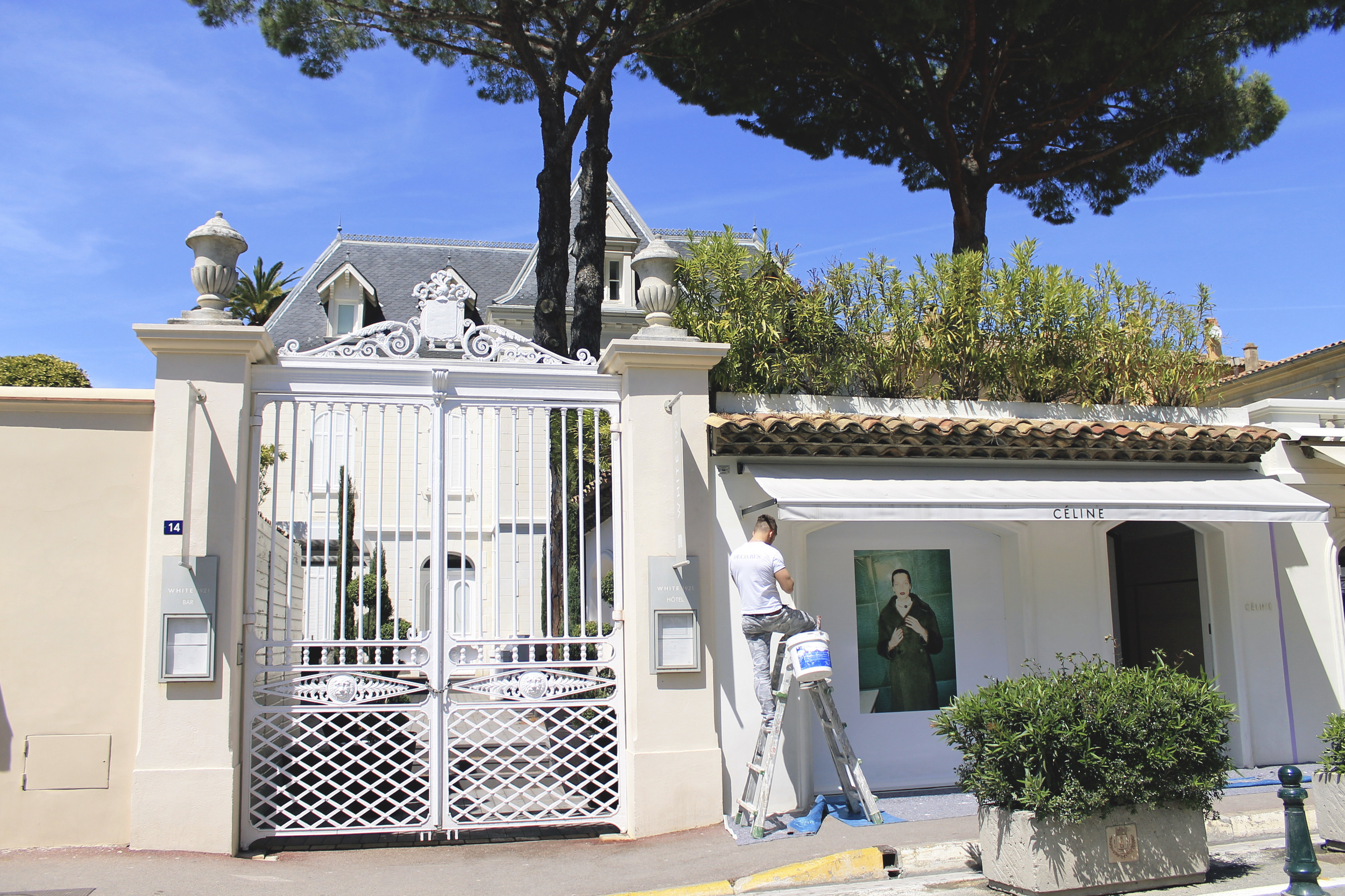 celine store boutique st tropez france