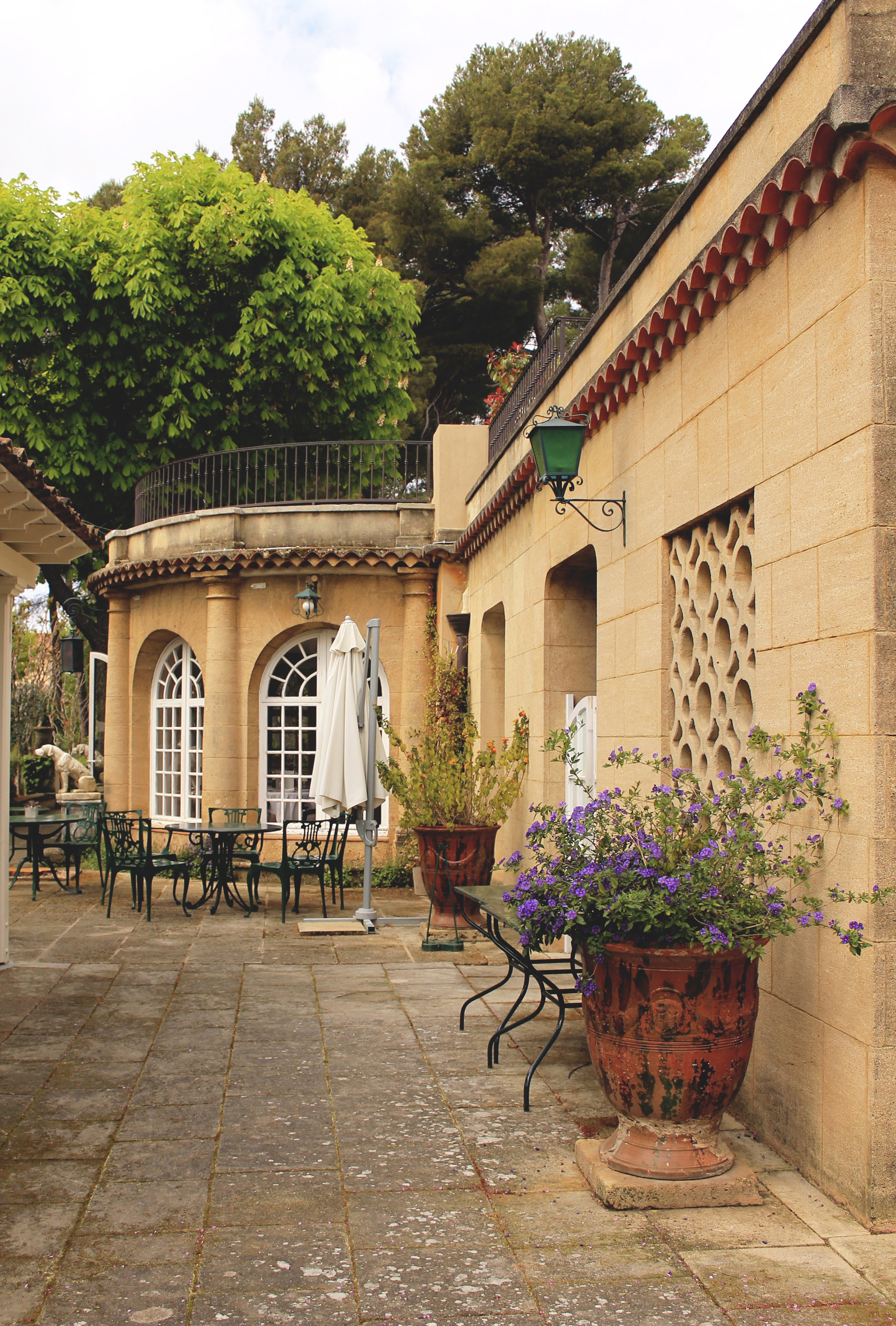 hotel le pigonnet terrace france
