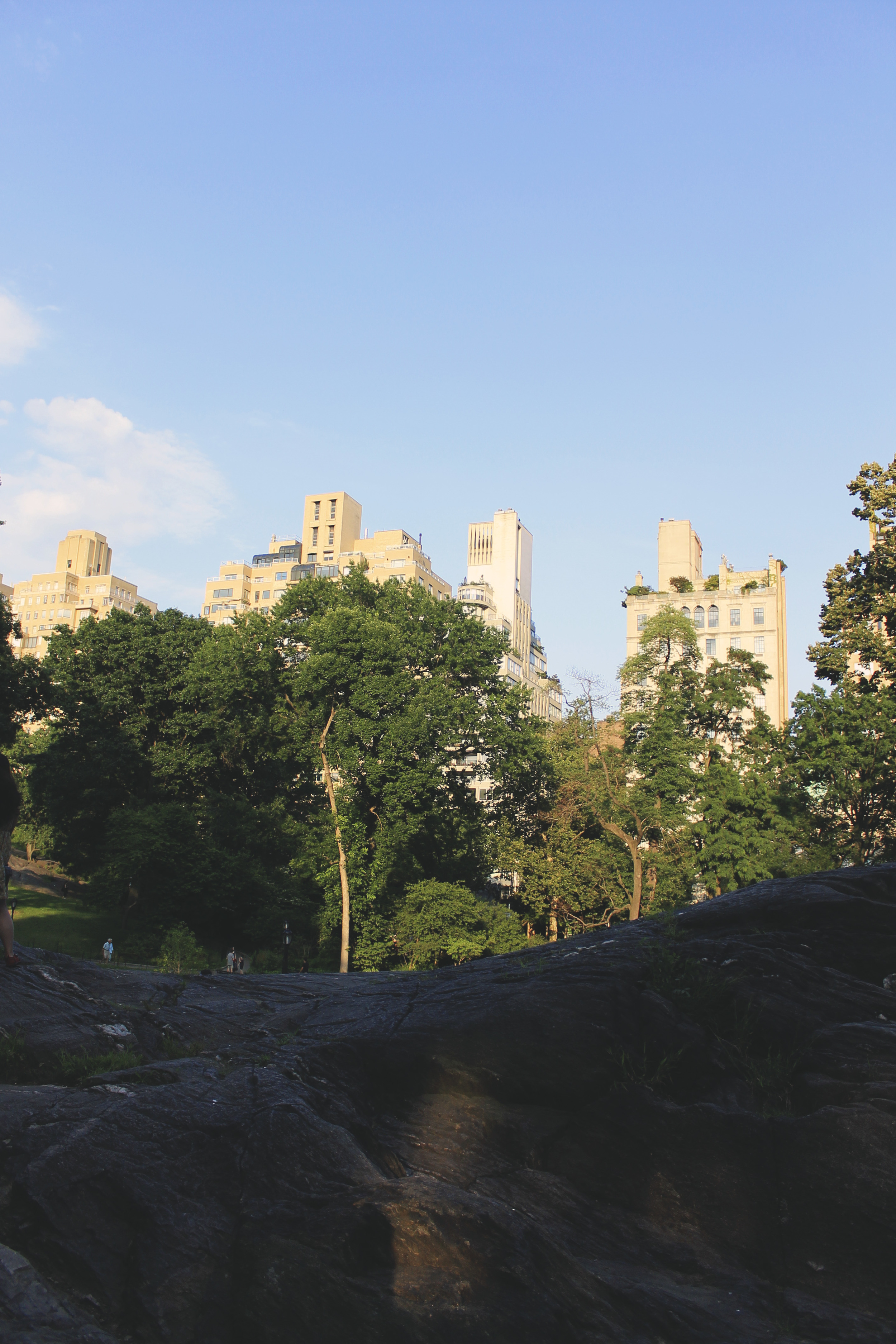 central park new york city upper east side