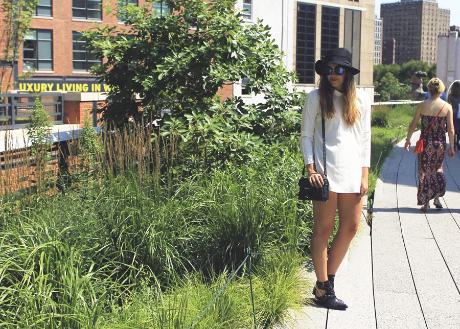 highline new york manhattan street style