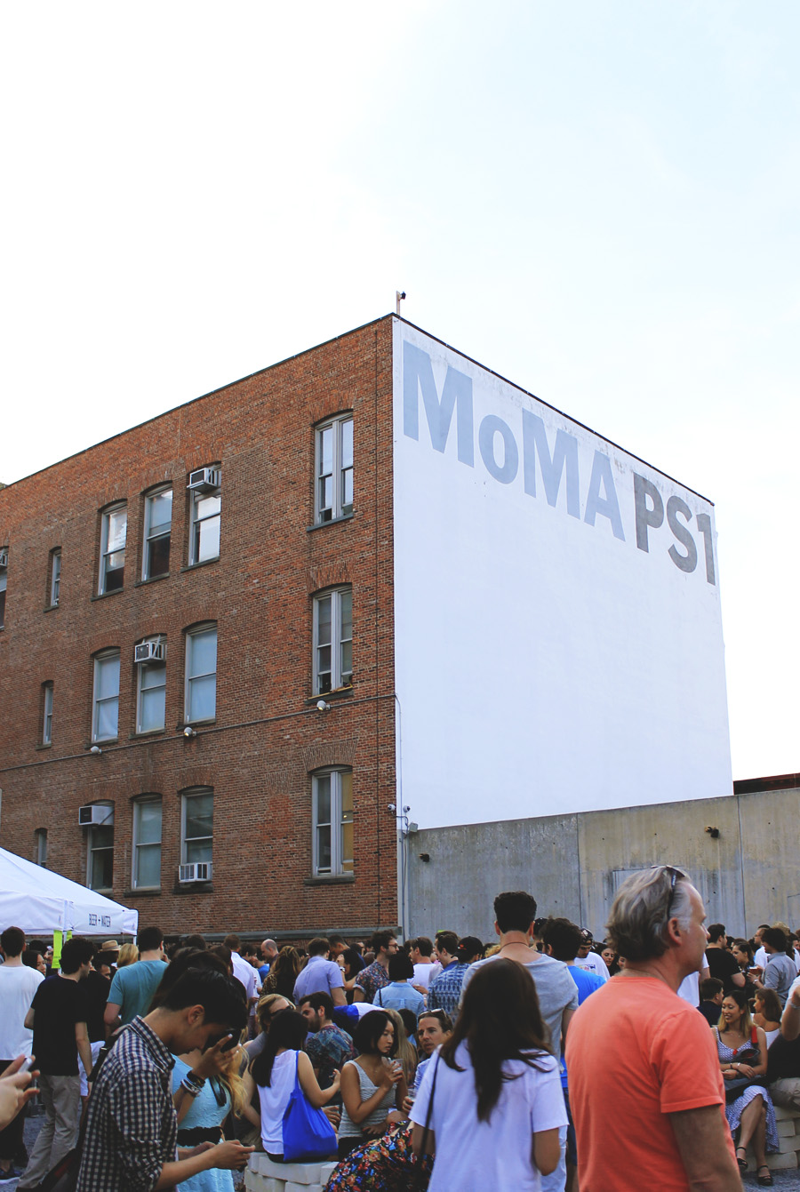 moma ps1 queens courtyard summer warm up saturday