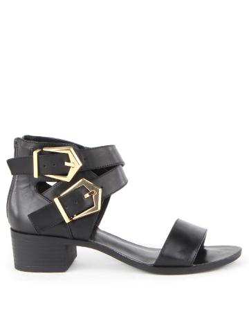 pardon my french seychelles black sandals
