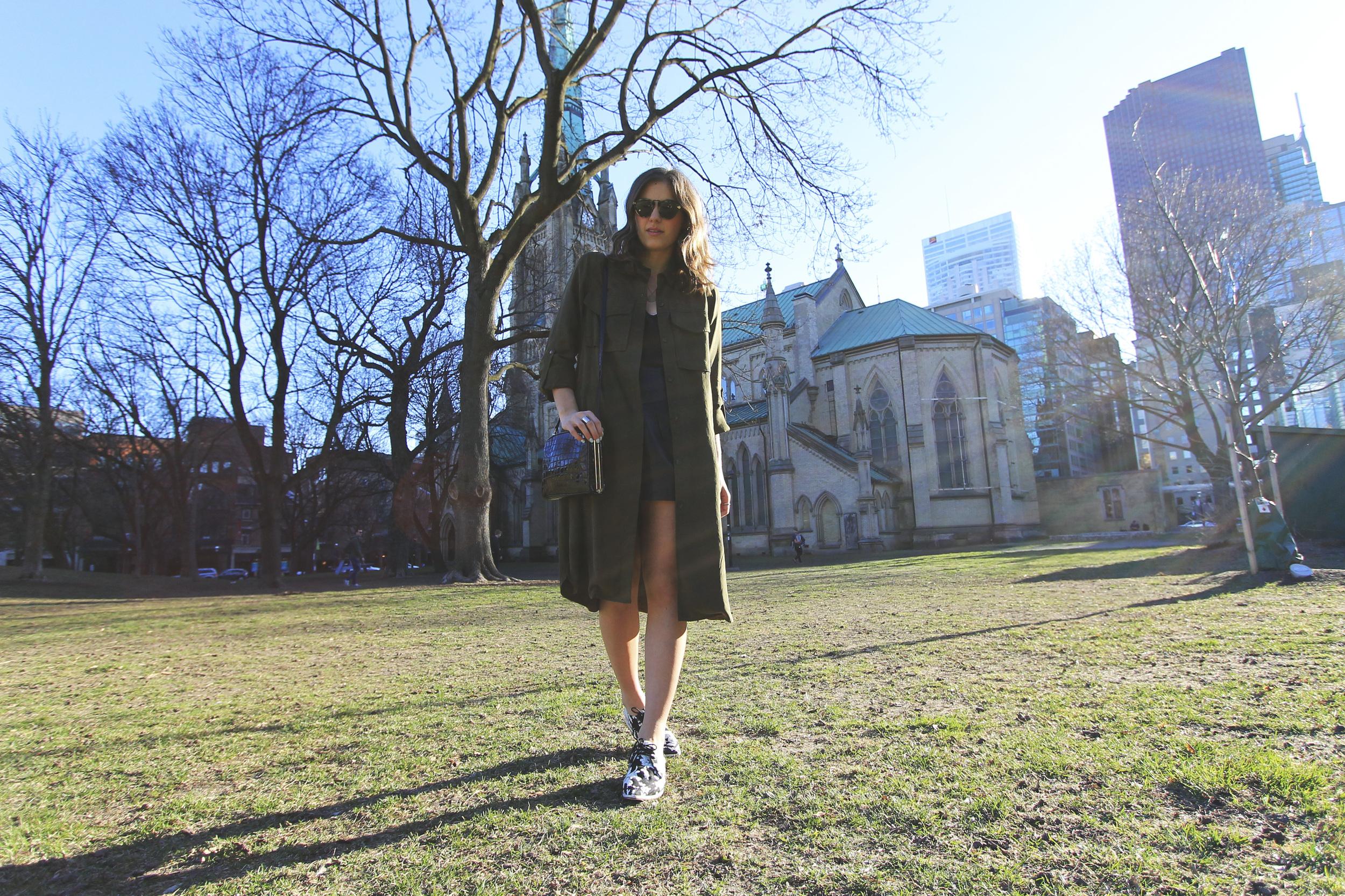 fashion blogger street style toronto