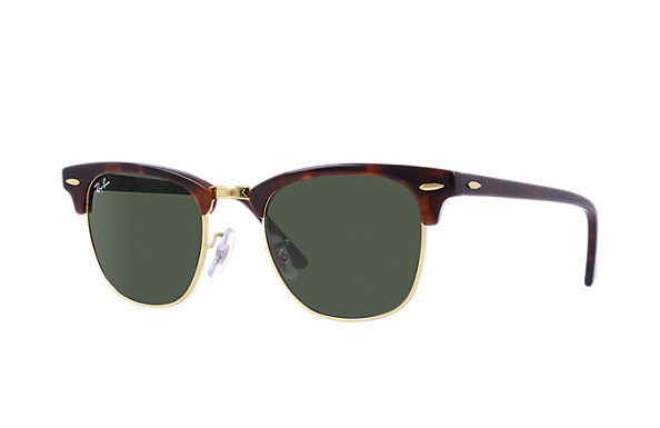 CLUBMASTER CLASSIC GREEN CLASSIC G-15 ray-ban